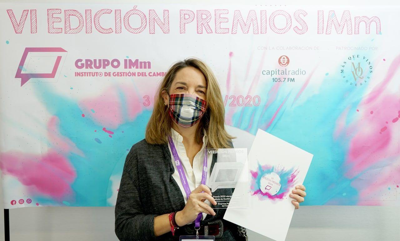 Foto de Premios iMm categoria Pymes