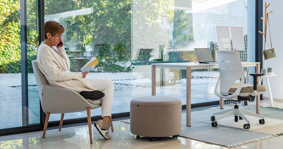 Noom, la silla de las mil caras para el Home Office
