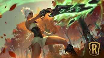 Nueva expansión Legends of Runeterra