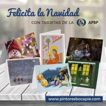 Foto de Colección de Tarjetas de Navidad Solidarias