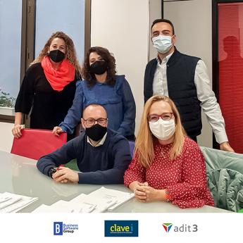 Equipo Directivo Adit3 y Clavei