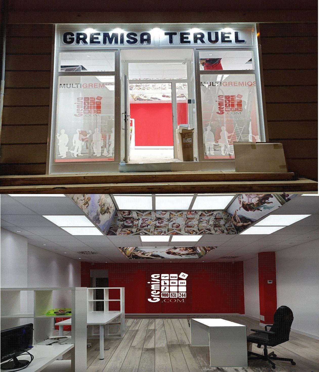 Gremisa Asistencia: nuevas oficinas en Teruel capital