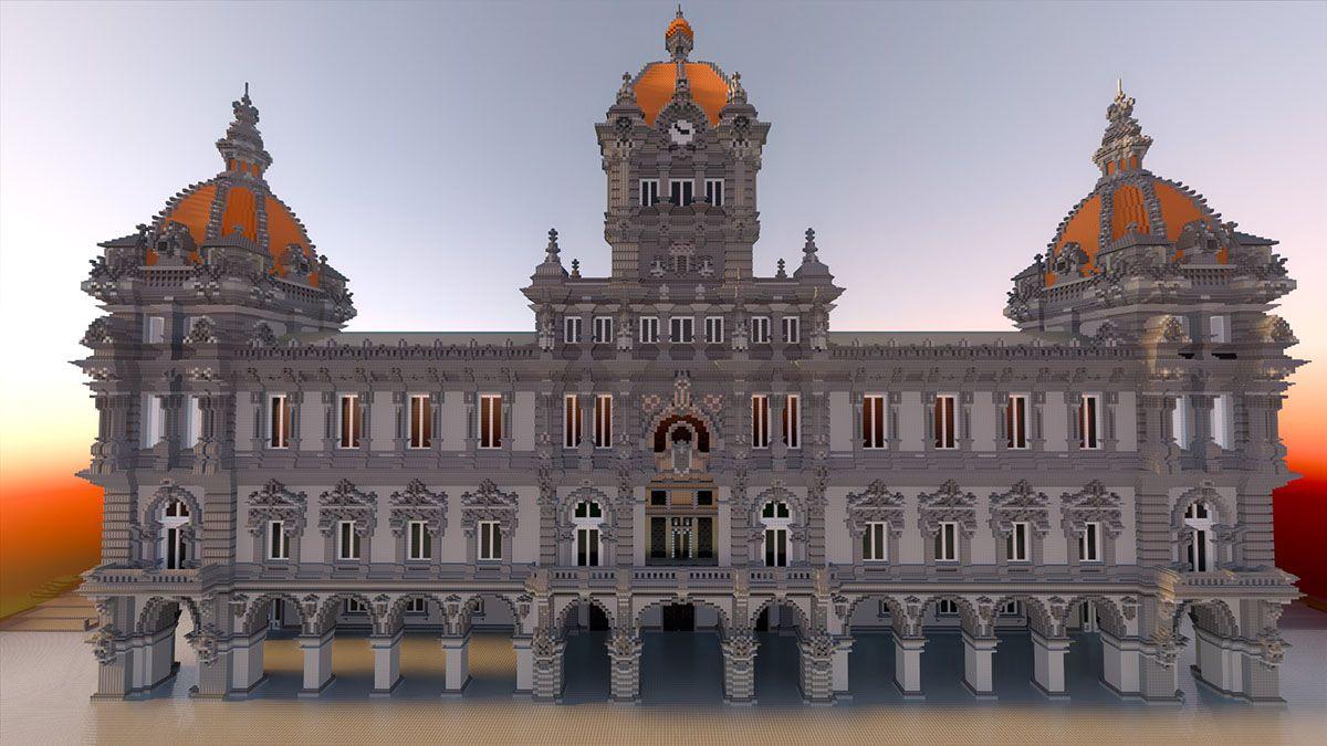 Foto de Patrimonio nacional español en Minecraft