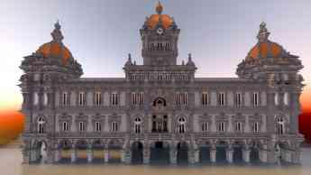 Un artista burgalés acerca el turismo virtual a monumentos españoles
