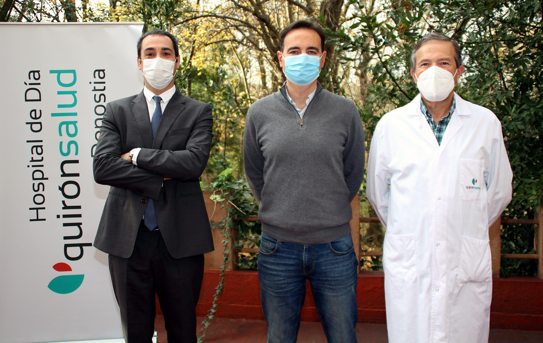 Fotografia El Hospital de Día Quirónsalud Donostia y el Club de