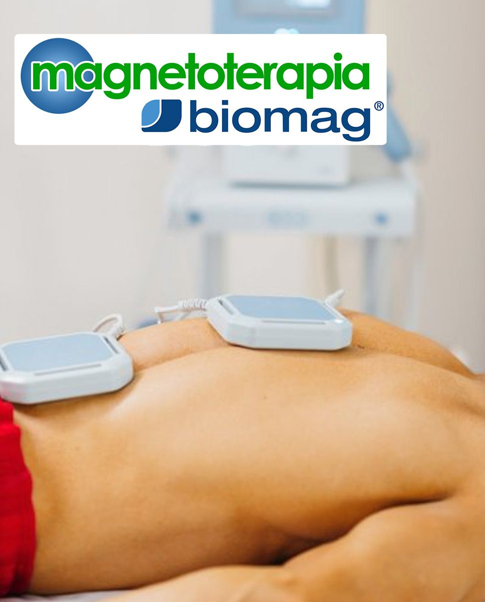 Fotografia Magnetoterapia: cómo mejorar gracias a los campos