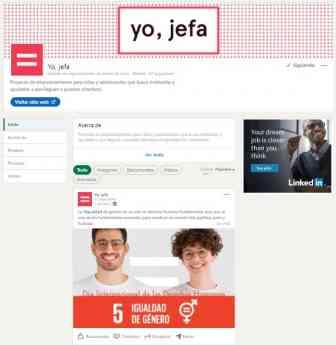 Noticias Emprendedores | Linkedin Yo, Jefa