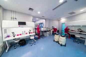 Foto de Laboratorio de Ovoclinic