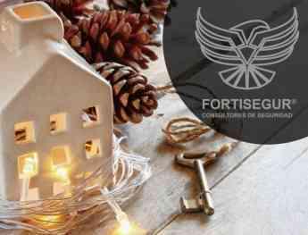 Una casa antirrobo para tener seguridad incluso en vacaciones, por FORTISEGUR