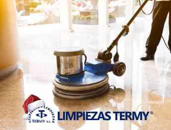 Limpieza de comunidades por LIMPIEZAS TERMY