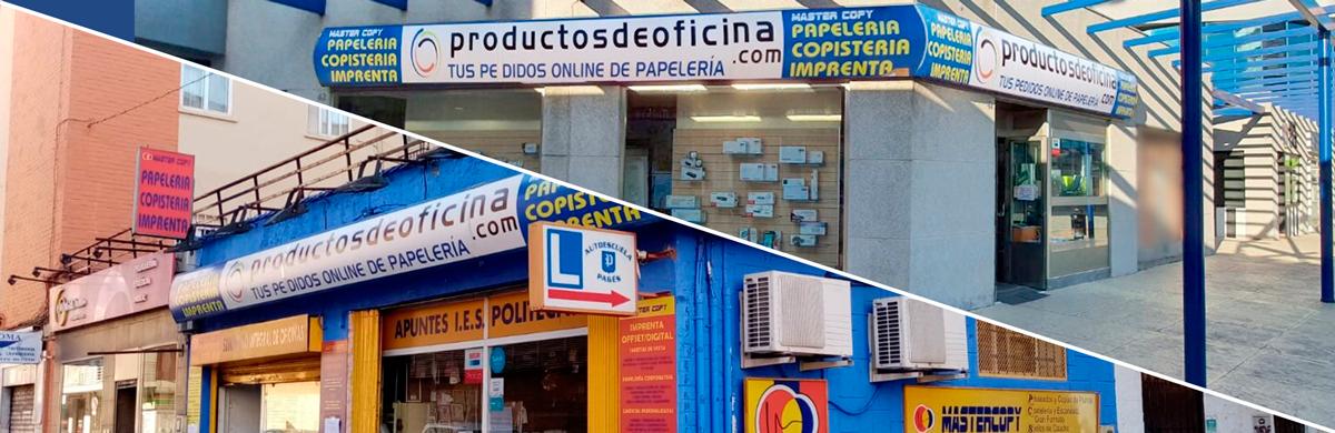 Foto de Mastercopy.eu y Productosdeoficina.com tu papelería