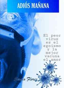 Foto de portada de la novela ADIOS MAÑANA