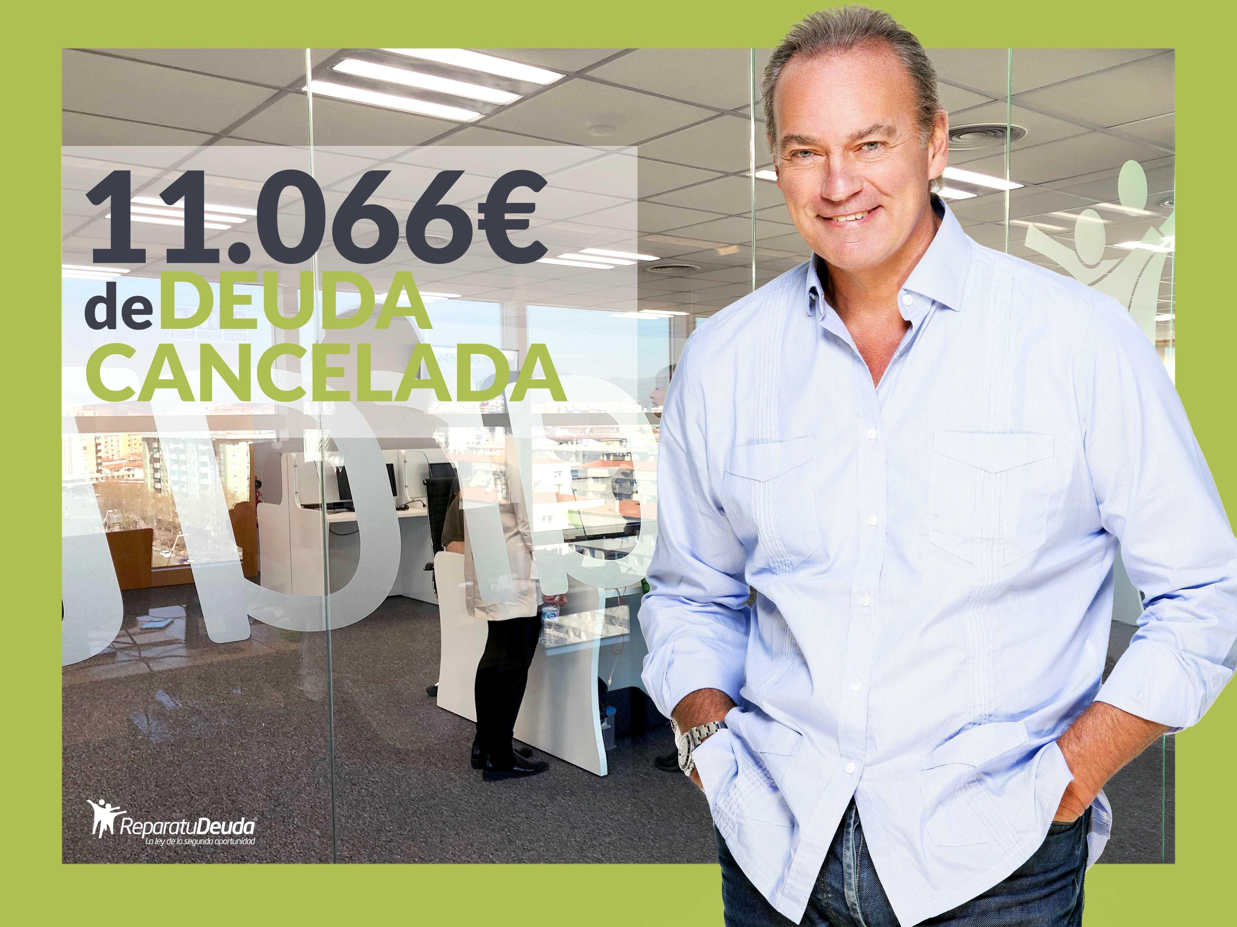 Repara tu Deuda Abogados cancela 11.066 ? en Zaragoza con la Ley de Segunda Oportunidad