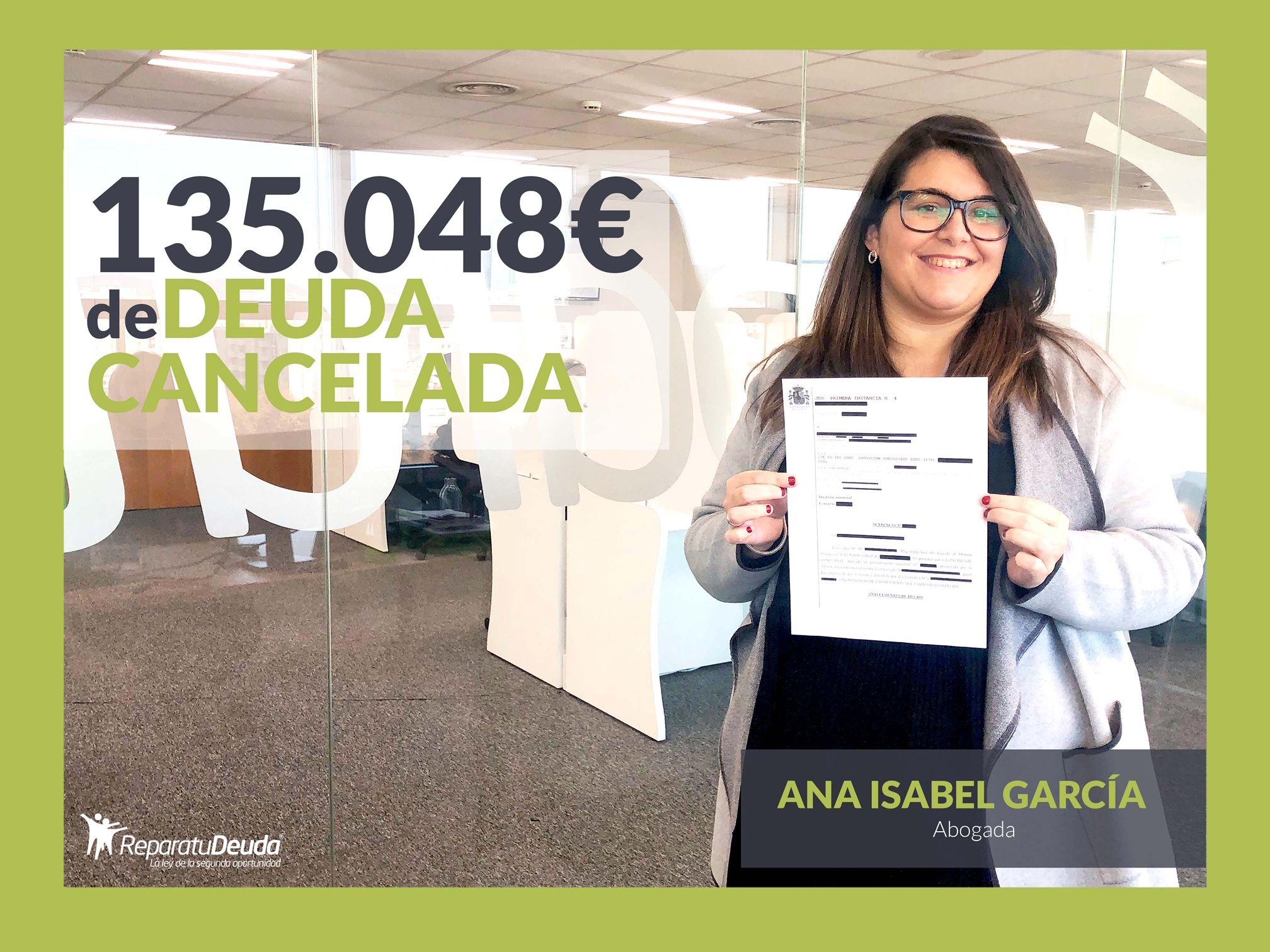 Repara tu Deuda Abogados cancela 135.048 ? de deuda en Madrid con la Ley de Segunda Oportunidad
