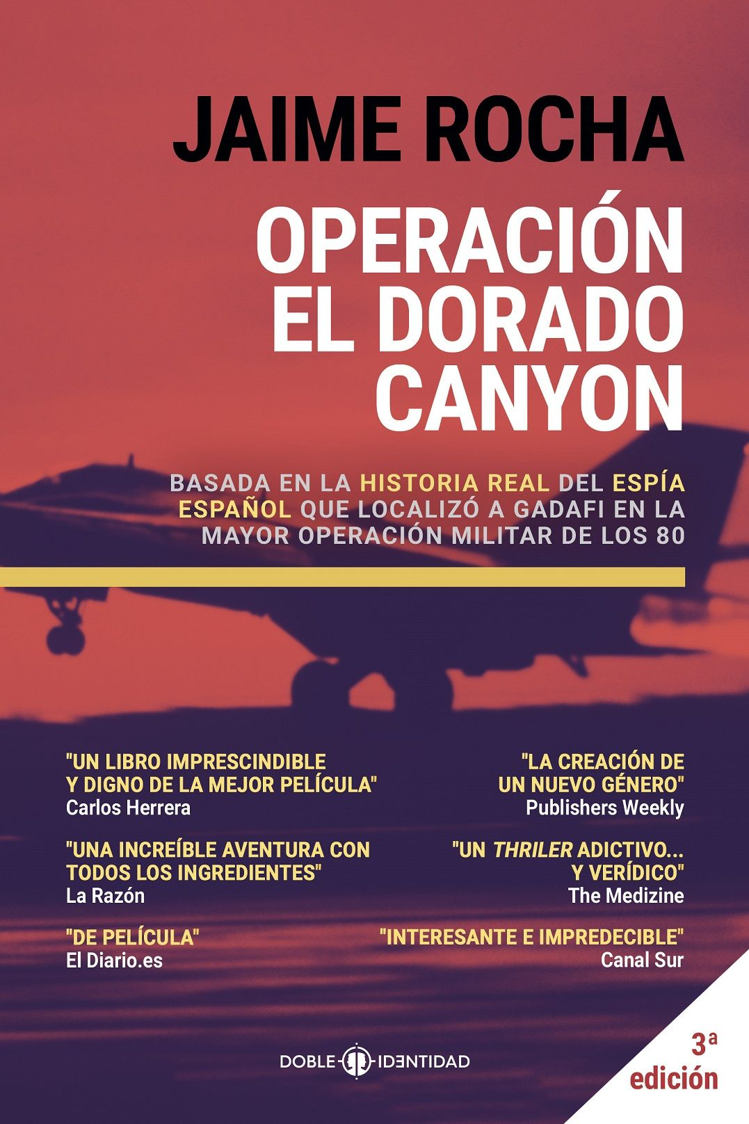 Foto de Operación El Dorado Canyon, la historia del espía español