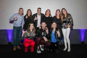 Foto de Todos los ponentes y la organización en el evento Marketing