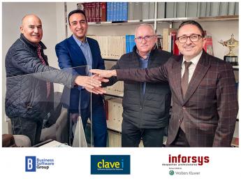 Equipo Inforsys y Clavei