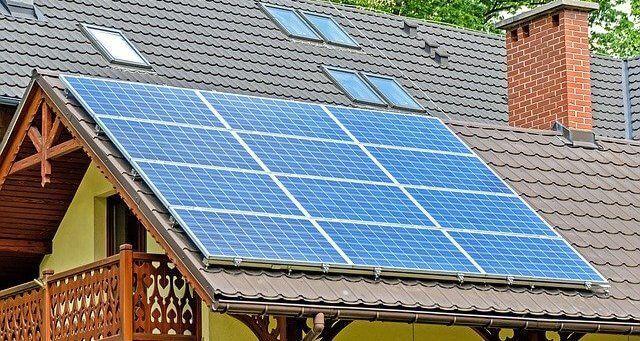 Foto de Tienda de placas solares