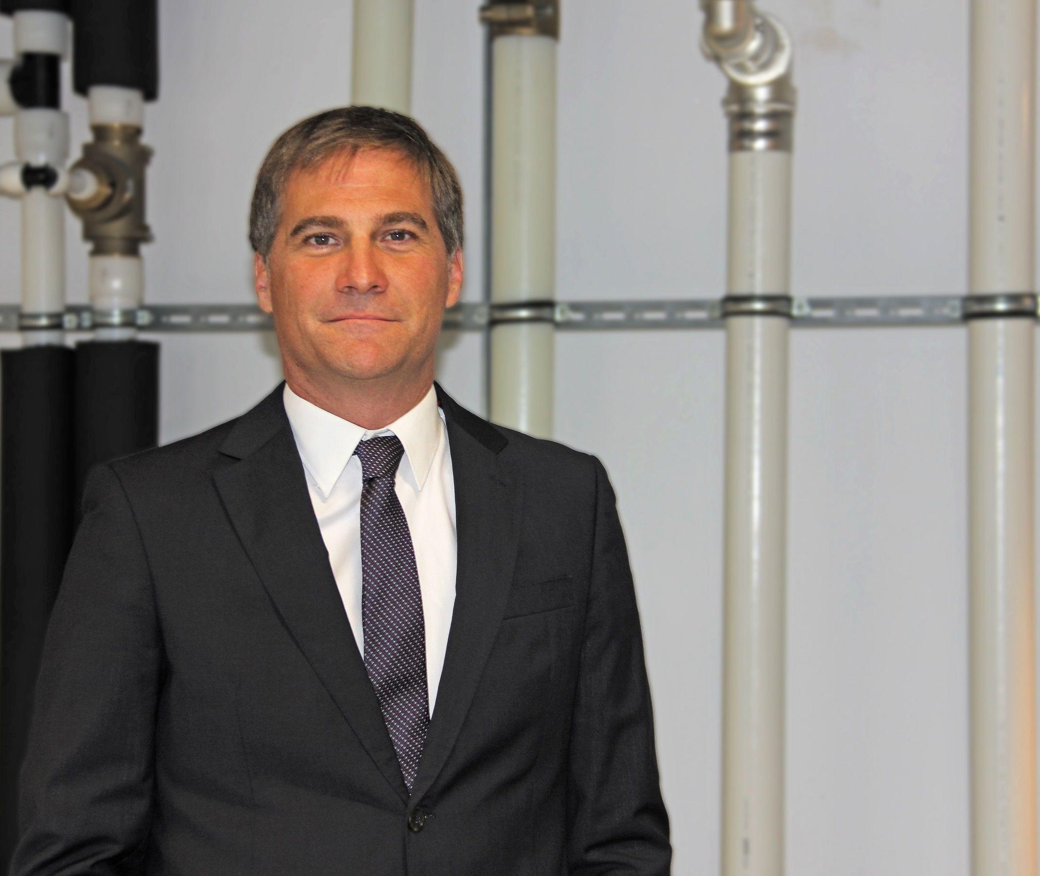 Uponor nombra a Sergio Ruiz como Commercial Sales Manager para Iberia