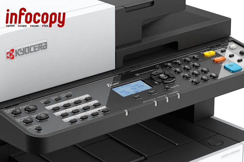 Infocopy distribuye toda la gama ECOSYS de Kyocera