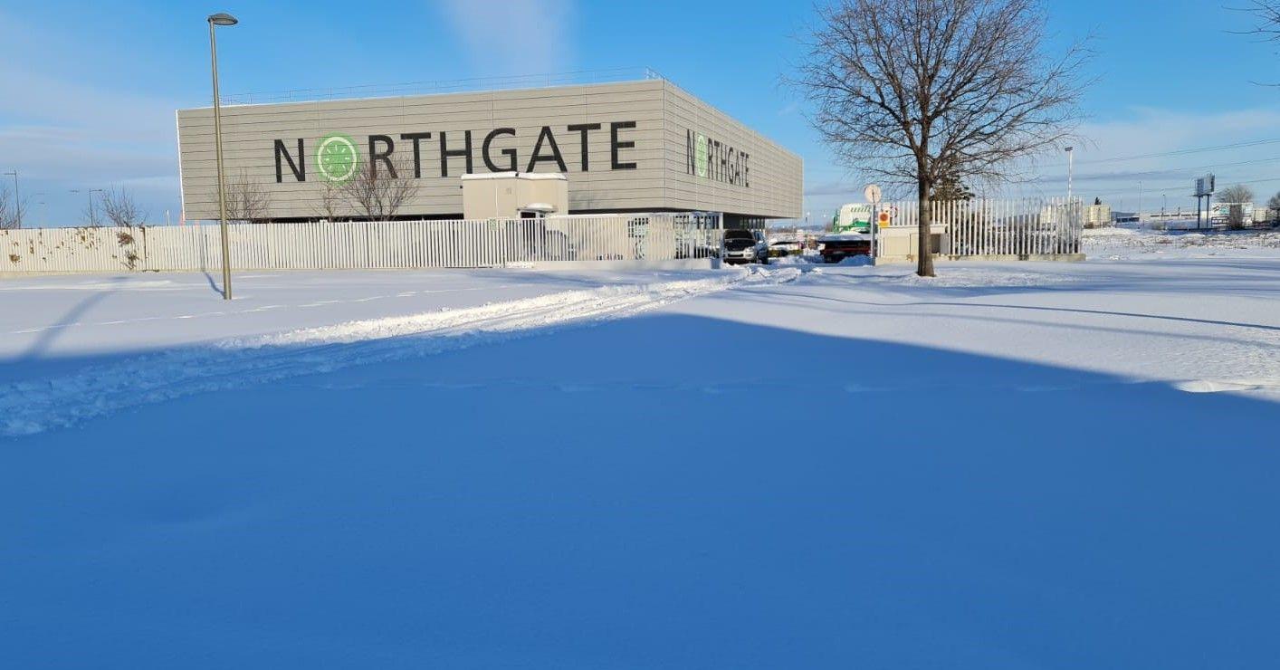 Northgate colabora con el Ayuntamiento de Getafe para paliar los efectos de la borrasca Filomena