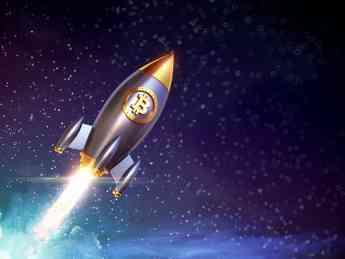 Tendencia alcista del bitcoin