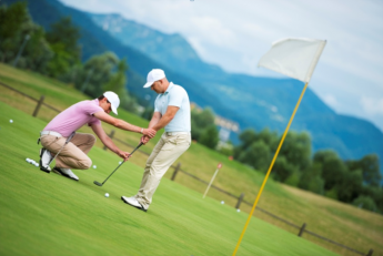 Foto de Clases de Golf