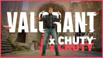 El freestyler Chuty lanza un himno para el videojuego VALORANT