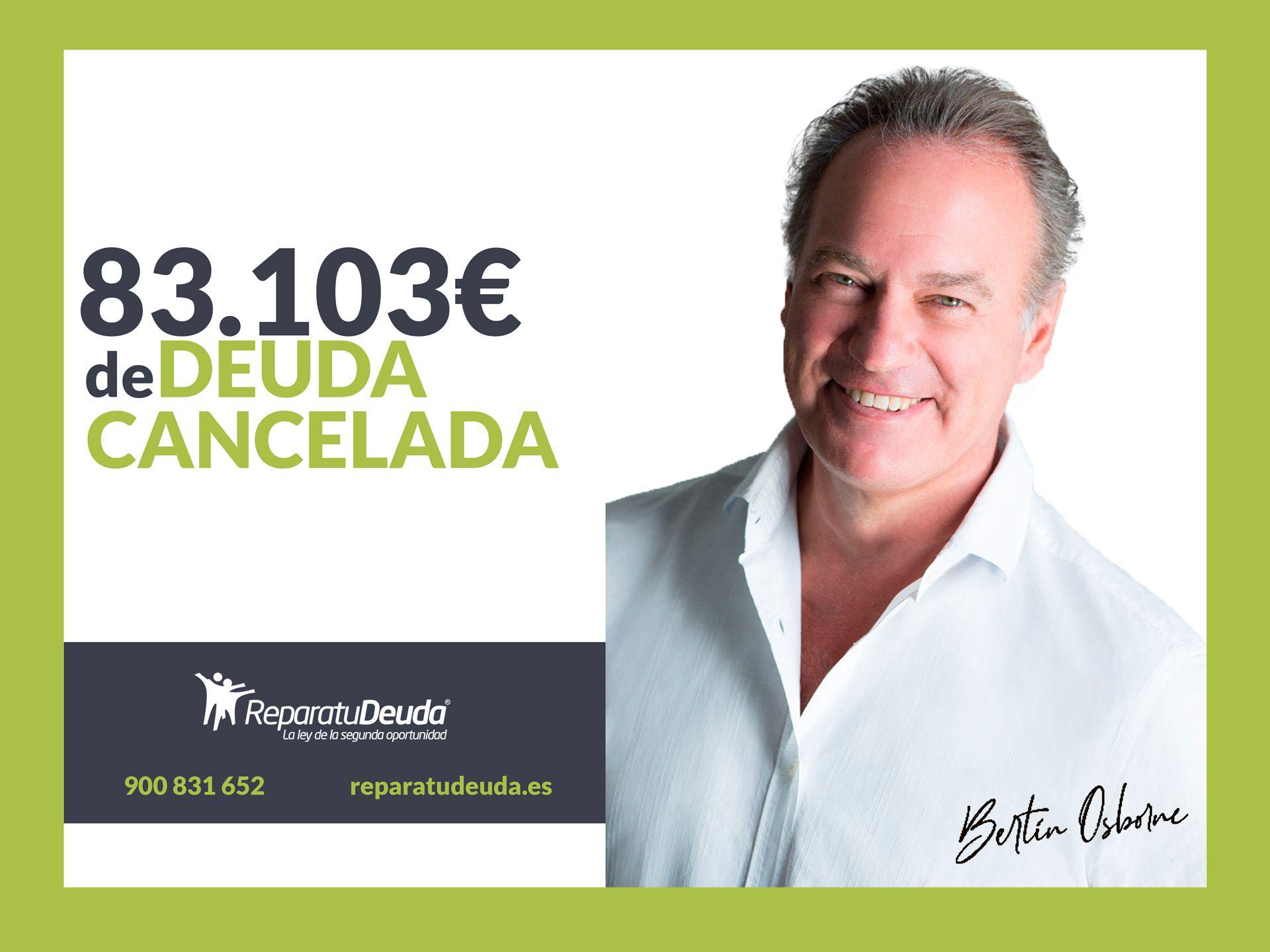 Repara tu Deuda Abogados cancela 83.103 ? en Mallorca (Islas Baleares) con la Ley de Segunda Oportunidad