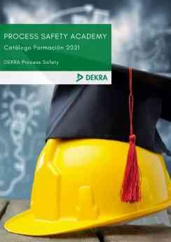 Catálogo de formación 2021 Seguridad de procesos