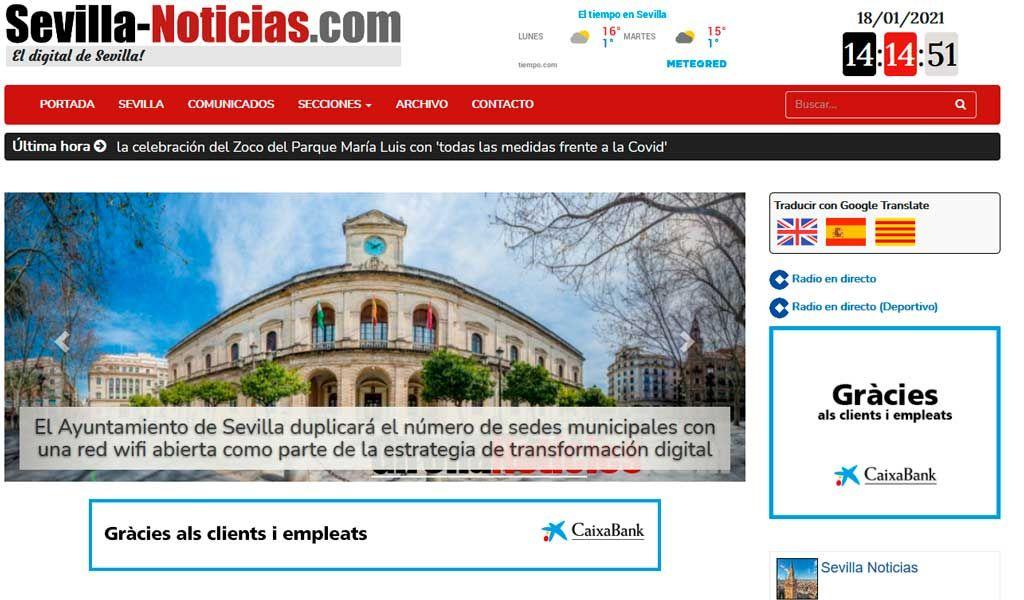 Foto de Captura Sevilla Noticias