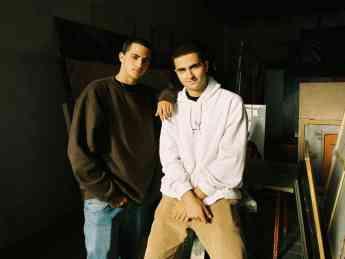 Bruno Casanovas y Alex Benlloch, fundadores de Nude Project