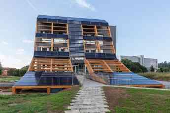 Oficinas Greenspace Parque Tecnologico Gijon