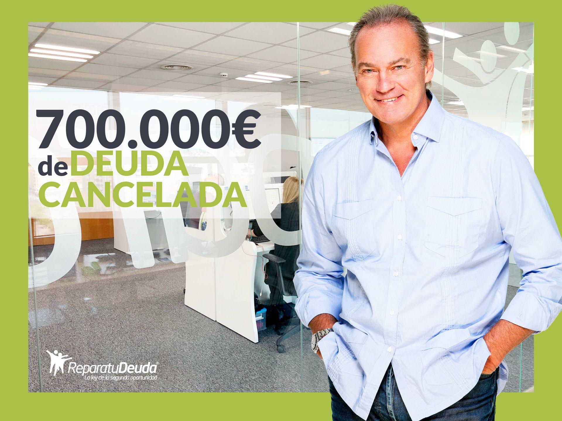 Repara tu Deuda abogados cancela 700.000 ? en Igualada, Anoia (Barcelona) con la Ley de Segunda Oportunidad