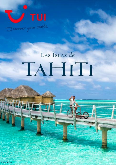 Fotografia TUI Y LAS ISLAS DE TAHITI