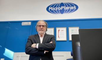 Juan Ramon Ortiz, CEO de MicroPlanet