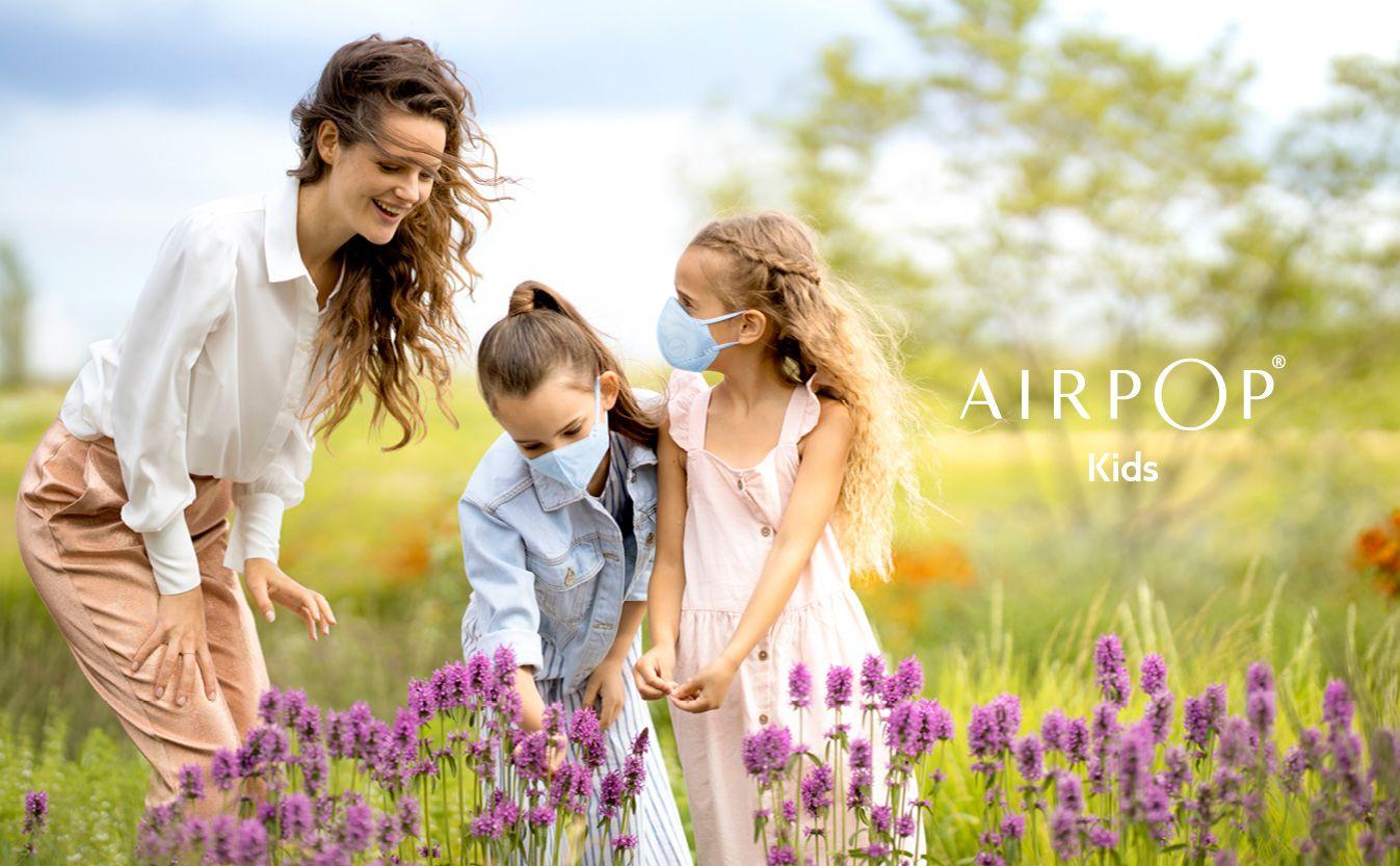 Fotografia Mascarillas AirPop - Gama Kids