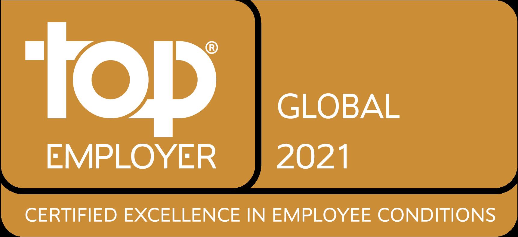 Foto de Top employer global 2021