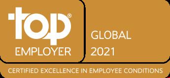 Top employer global 2021