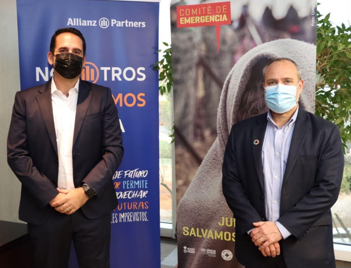 Foto de Javier Ruíz, CEO de World Visión España y Presidente del