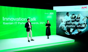 Los Iberian IT Partners Awards 2021 de APC by Schneider Electric premian el esfuerzo del Canal IT