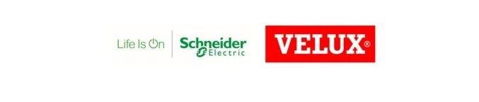 Foto de El Grupo VELUX y Schneider Electric se alían para la compra