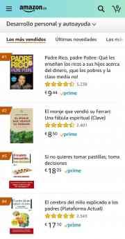 Foto de Ranking Amazon