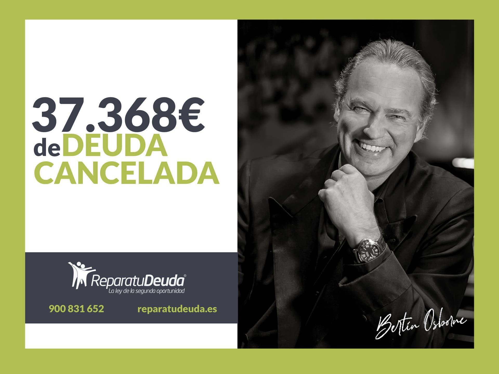 Repara tu Deuda cancela 37.368 ? en Guadalajara (Castilla-La Mancha) con la Ley de Segunda Oportunidad