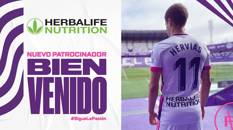 Herbalife Nutrition/ Real Valladolid