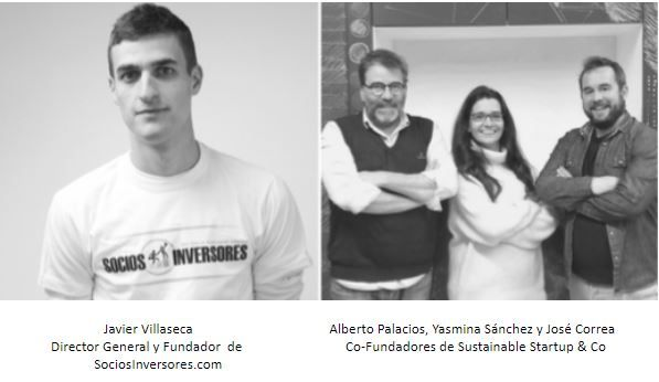 Foto de SociosInversores y Sustainable Startup & Co