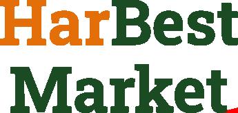 Logo HarBest Market