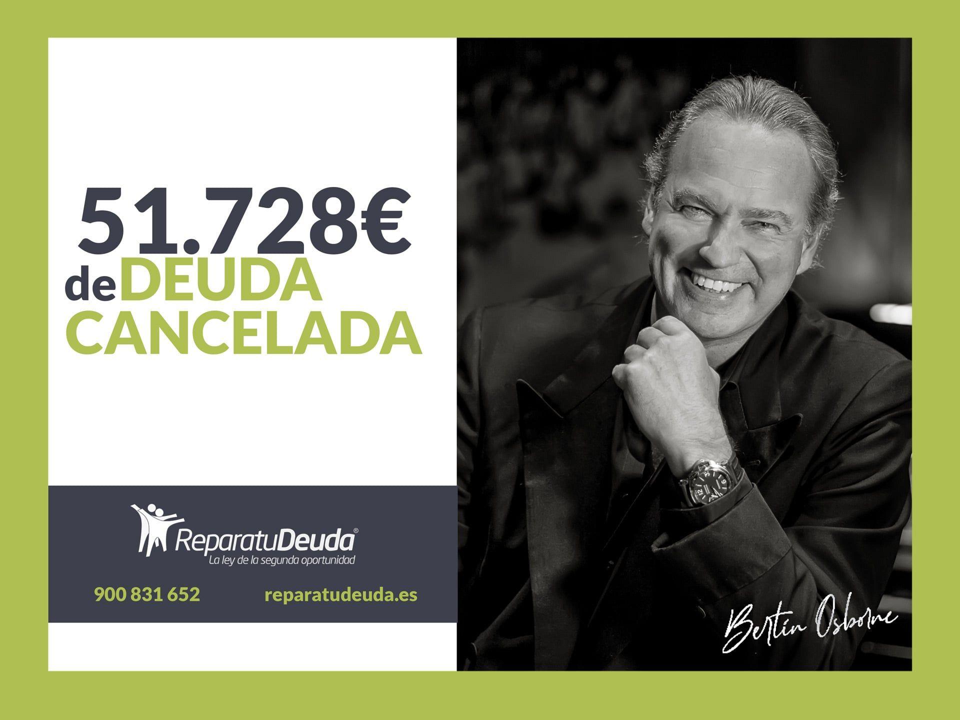 Repara tu Deuda Abogados cancela 51.728 ? en Terrassa (Barcelona) con la Ley de la Segunda Oportunidad