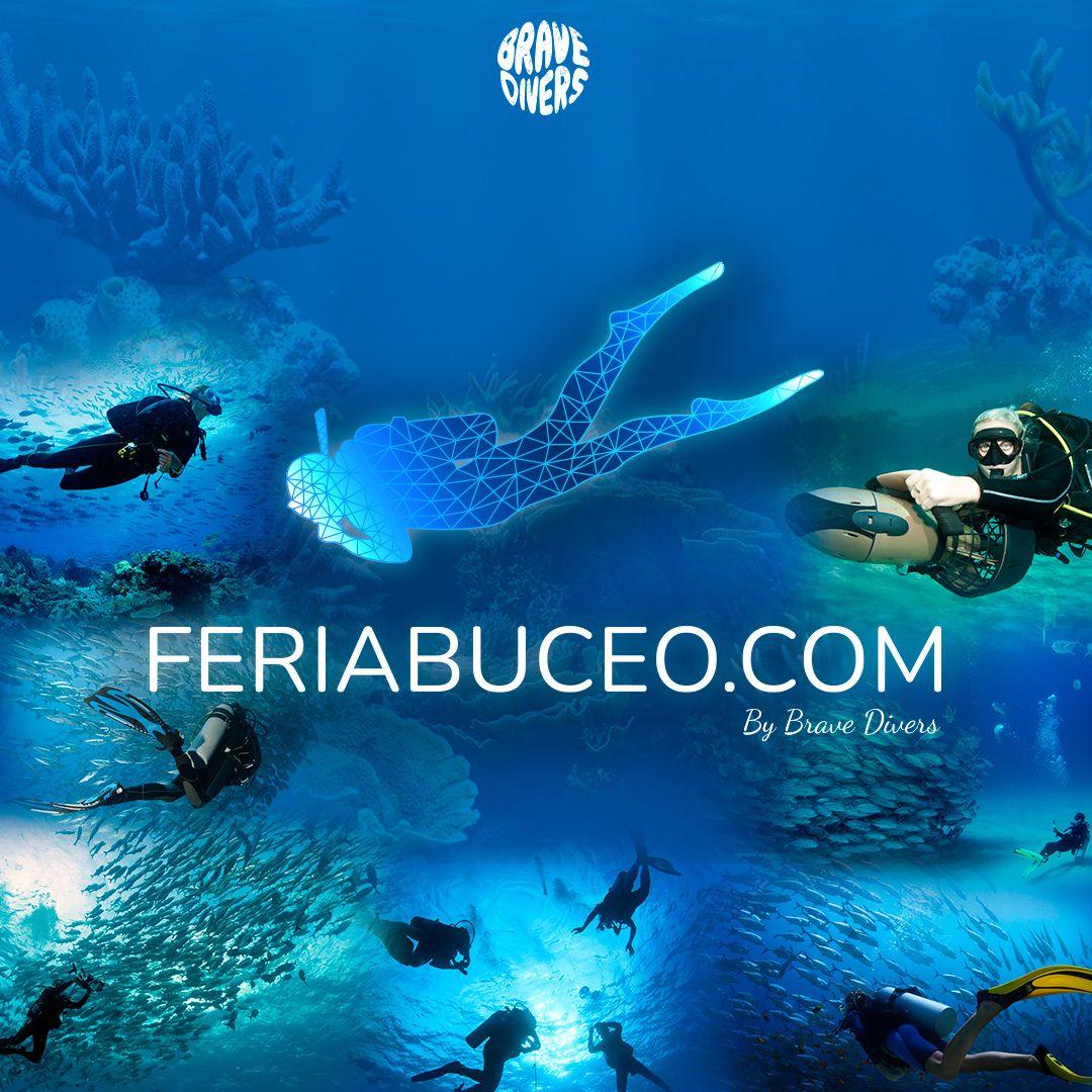 Fotografia Feria de buceo en Streaming 2021