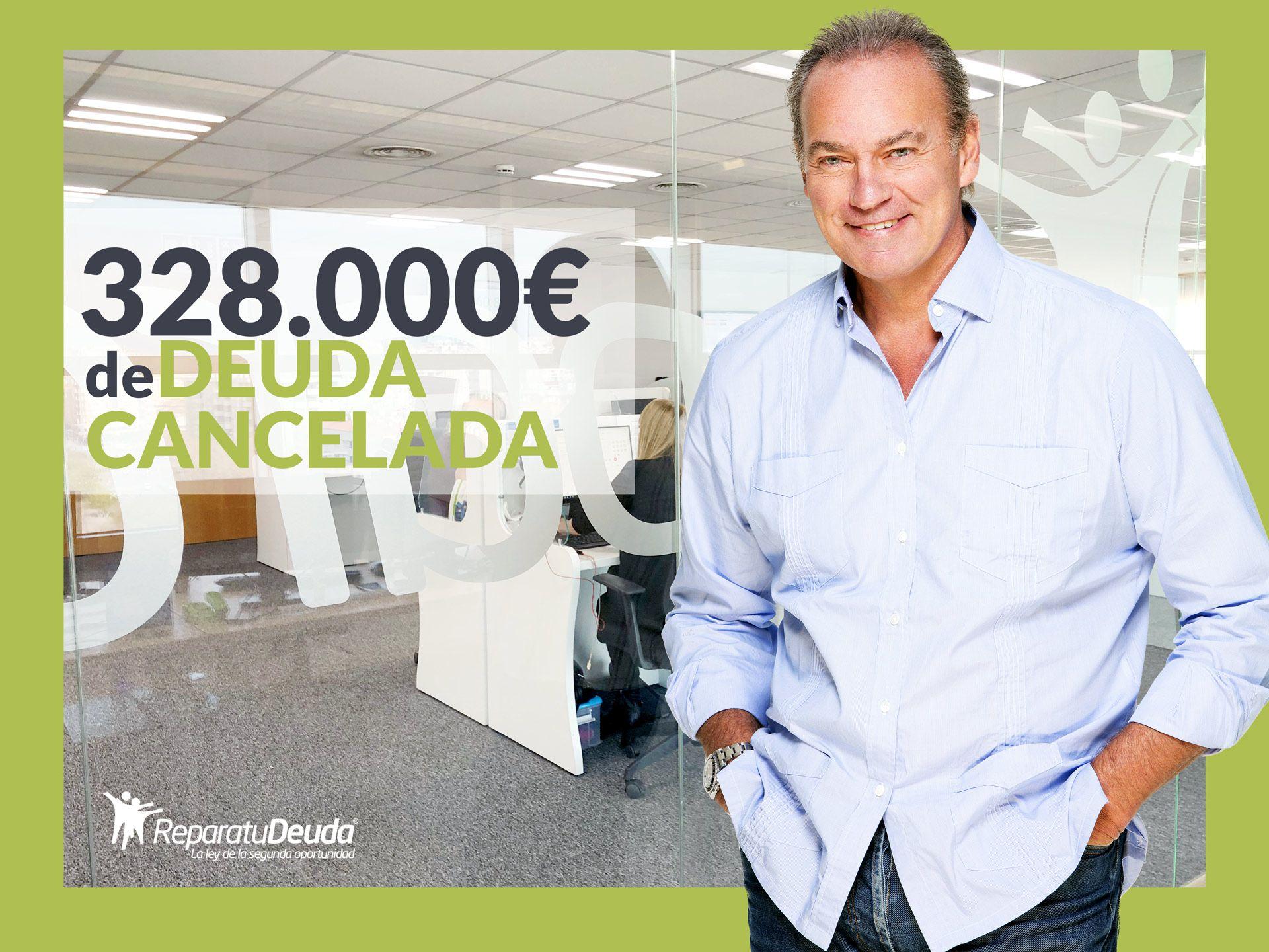 Repara tu Deuda Abogados cancela 328.000 ? en Terrassa (Barcelona) con la Ley de Segunda Oportunidad